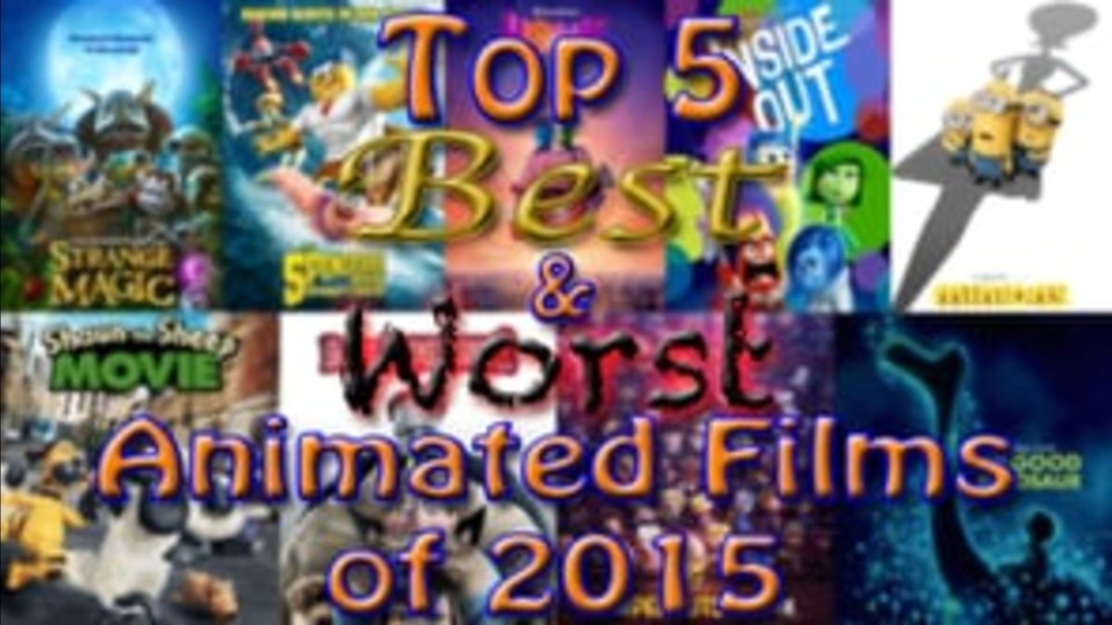 Animat's Review Best & Worst 2015