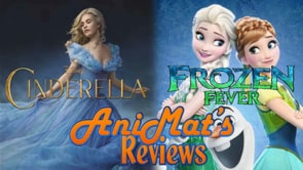 Animat's Review Cinderella and Frozen
