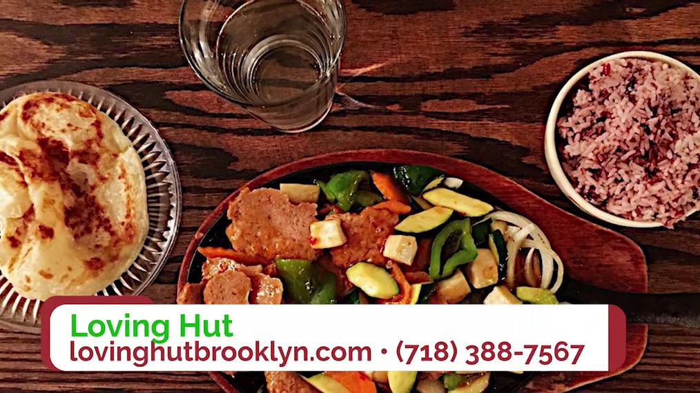 Vegan Restaurant in Brooklyn NY, Loving Hut
