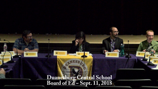 DCS BOE -- Sept.11, 2018
