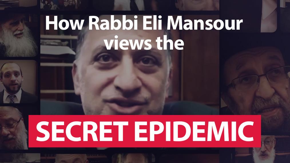 Rabbi Eli Mansour (short)