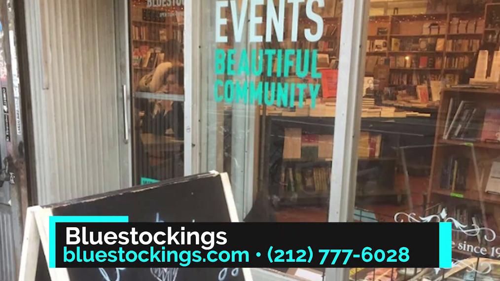 Bookstore in New York NY, Bluestockings