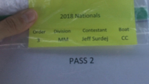 Jeff Surdej MM Round 1 Pass 2