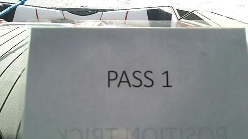 Dean Cherry M5 Round 1 Pass 1