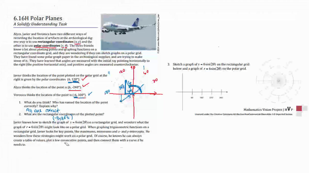SM III Honors 6.16 Intro to Polar Graphs Part 1.mp4