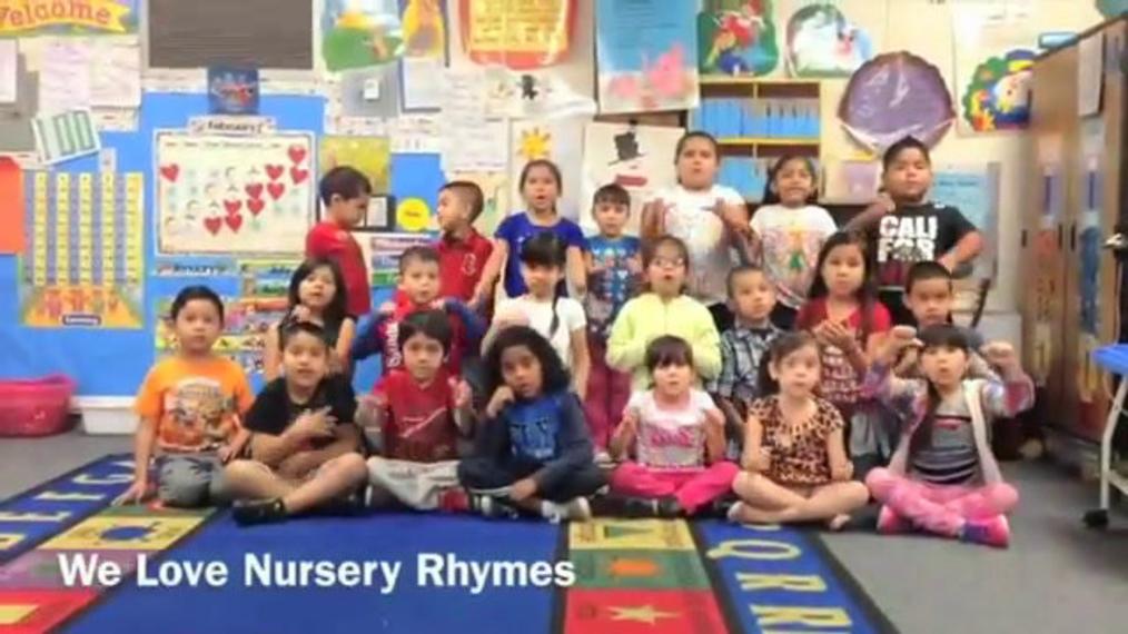 We Love Nursery Rhymes