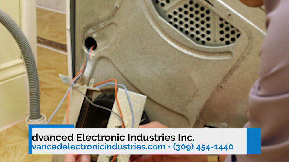 Home Appliances Repair in Bloomington IL, Advanced Electronic Industries Inc.