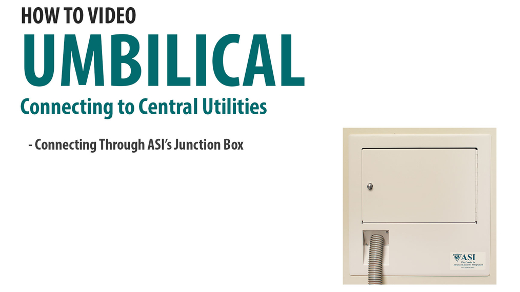 How to Install the Umbilical into Junction Box [66-6000]
