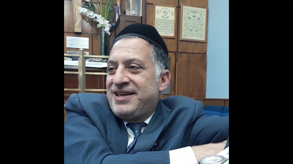 Rabbi Elie Mansour