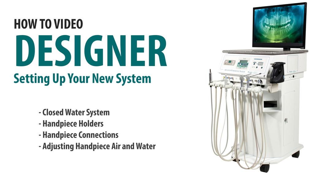 Prep the ASI Designer Cart for Streamlined Use [66-7001]