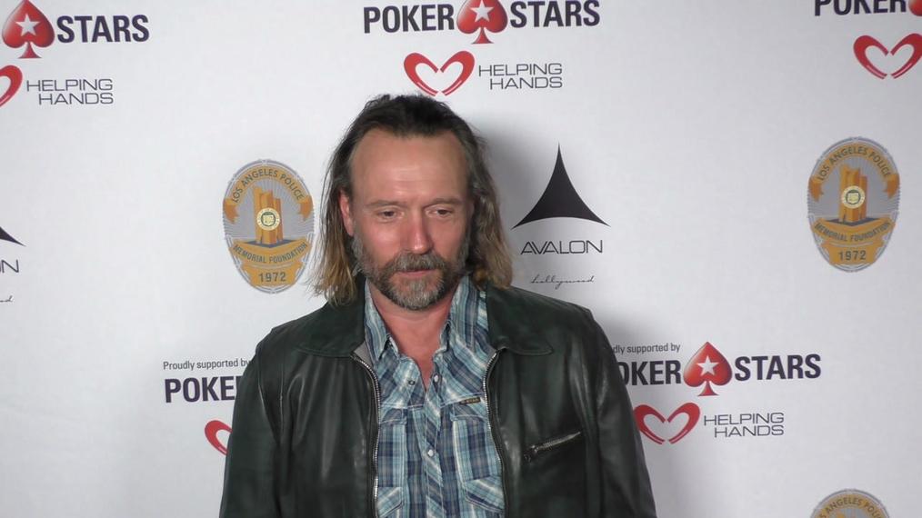 John Pyper-Ferguson at the Los Angeles Police Memorial Foundation Celebrity Poker Tournament at Avalon Nightclub in Hollywood.mp4