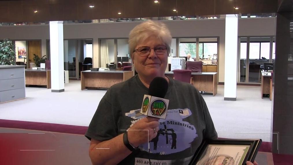 Community Champion- Kathy Gatch