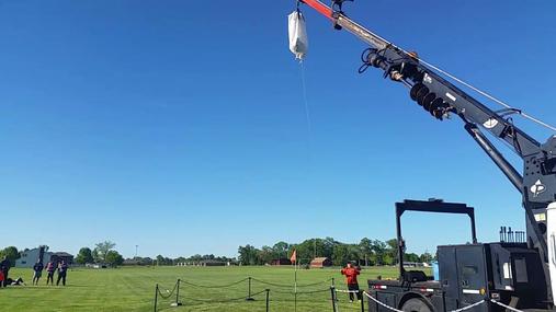 Lexington Golf Ball Drop