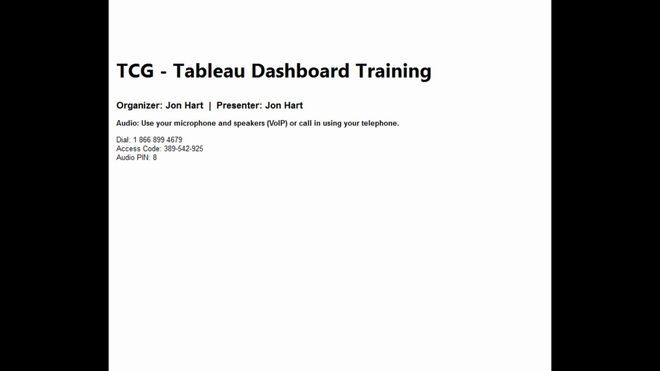 2017-02-06 09.33 TCG - Tableau Dashboard Training.mp4
