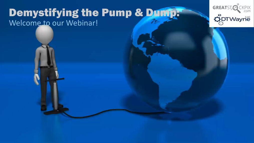 Demystifying the Pump & Dump: