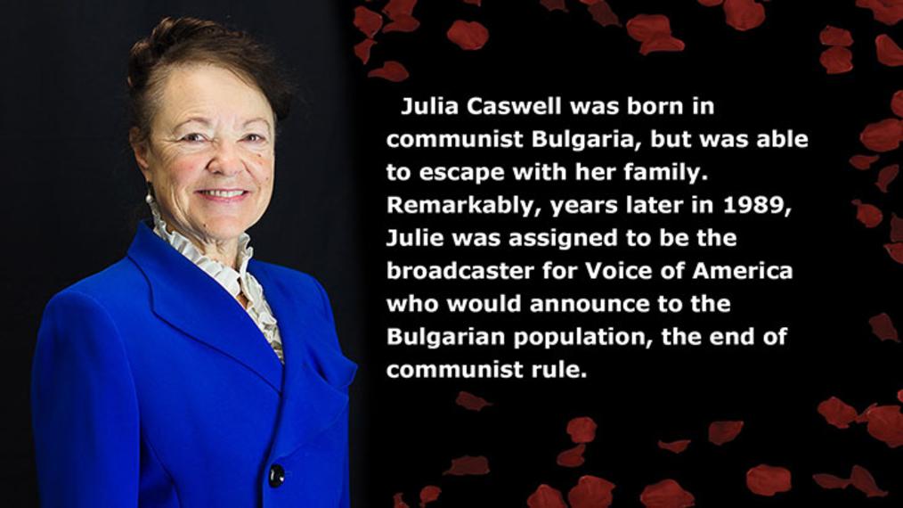 Julia Caswell