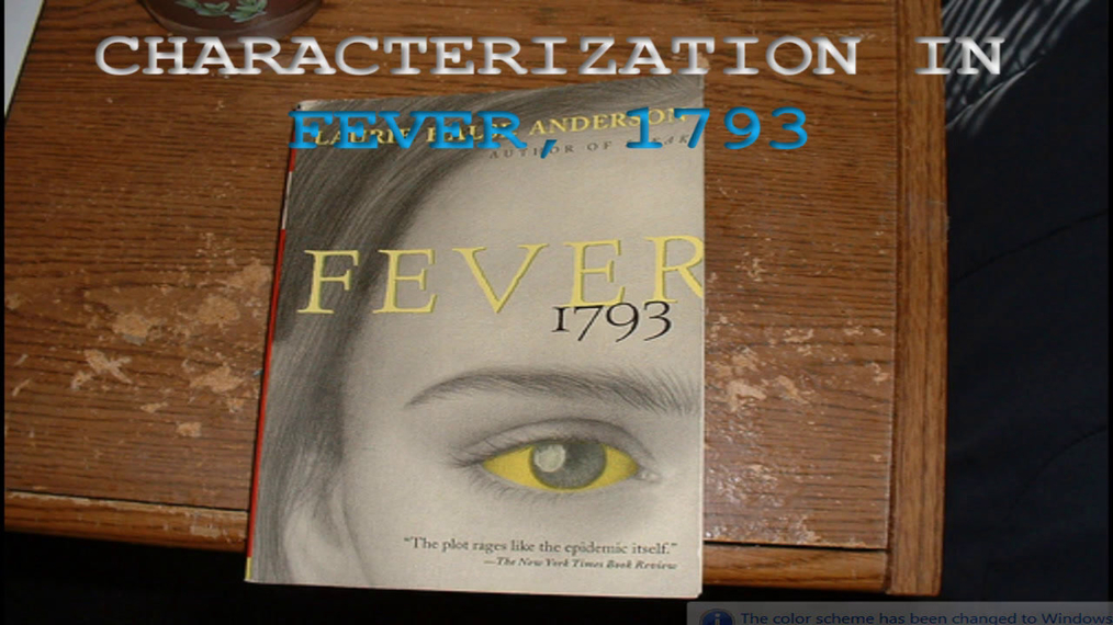 FeverCharacterization
