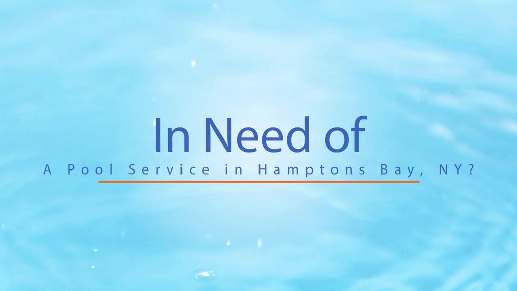 Pool Service in Hamptons Bay NY, Sphinx Swimming Pool