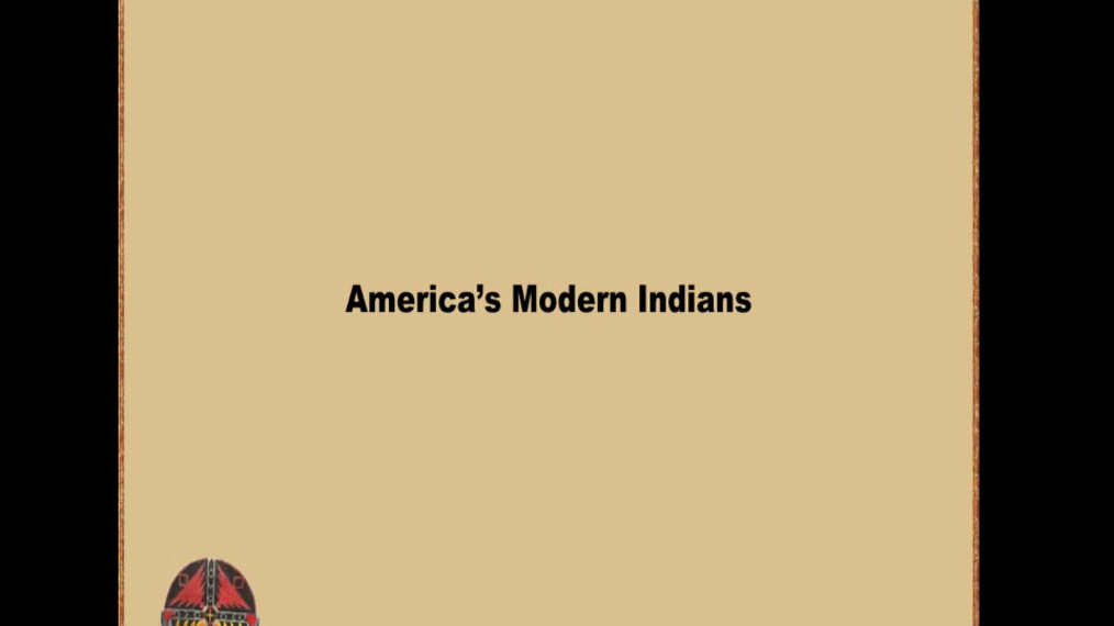 America's Modern Indians