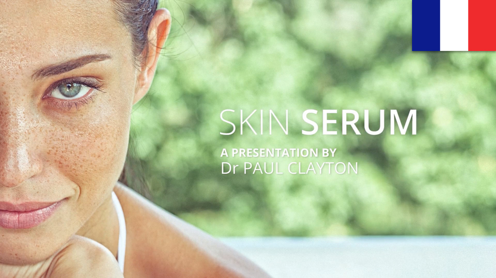 Skin Serum with Dr. Paul Clayton FR
