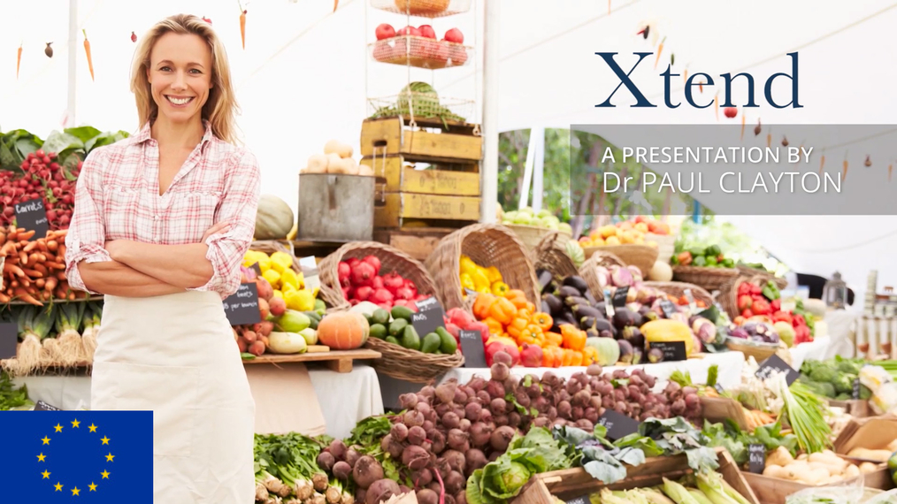 Xtend with Dr. Paul Clayton