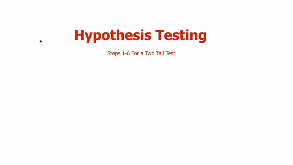 Hypothesis Test - Steps 1-6.mp4