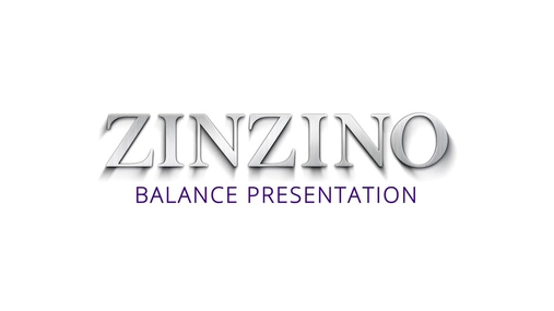Balance Presentation - IS
