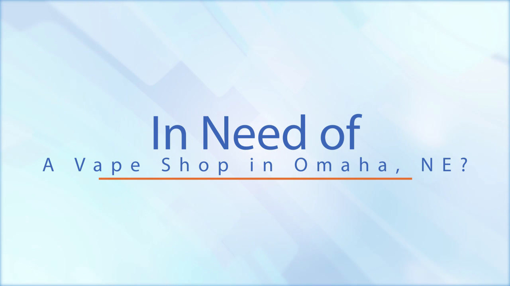 Vape Shop in Omaha NE, Boosted Dreamz Glass