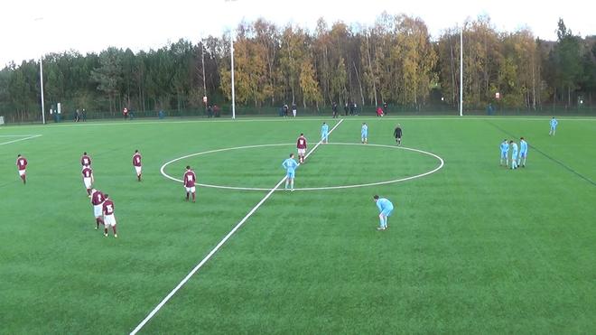 FirstPoint USA - Harry Brydon - Linlithgow Rose CFC U19s v Murieston Utd U19s 2nd Half, 12th Nov '17.mov
