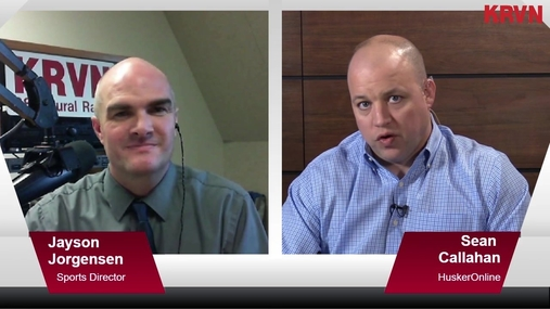 Jayson and Sean Callahan Talk Husker Football Ahead of the 2018 Spring Game