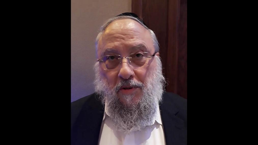 Rabbi Mendel Kessin