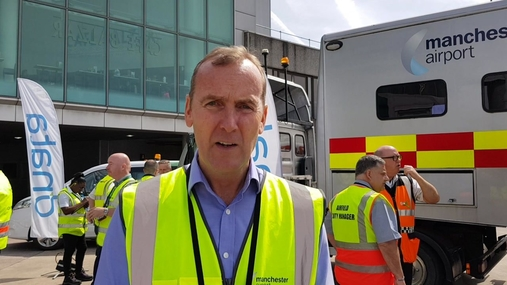 Andrew Cowan - Round up of Airport Safety Week