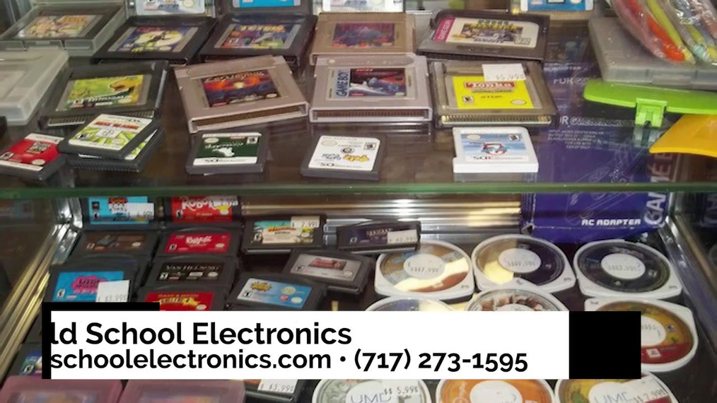 Car Stereo in Lebanon PA, Old School Electronics
