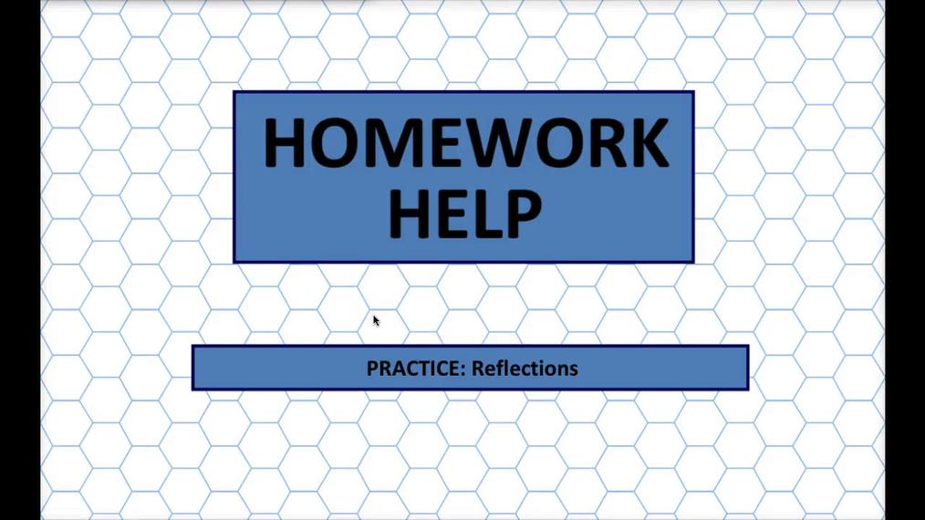 Math 8 Q3 NEW - Reflections HH.mp4