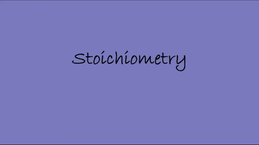Mole to Mole Stoichiometry Example.mp4
