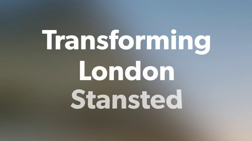 Transforming London Stansted