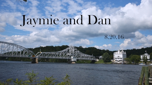 Jaymie and Dan