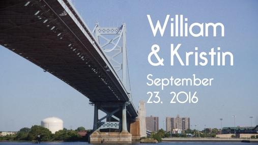 William and Kristin