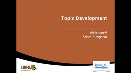 2012 05 Academy Topic Development.mp4