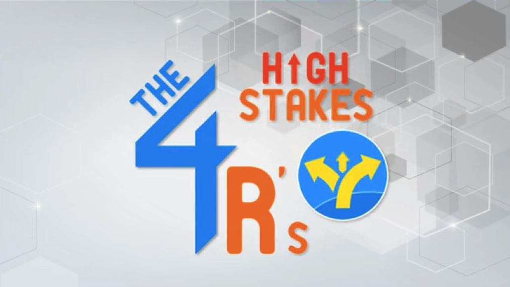 The Four R's of High-Stakes Decision-Making