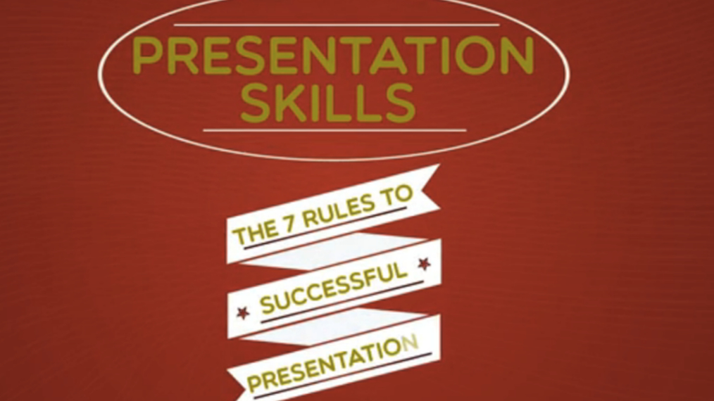 The 7 Rules to Successful Presentations