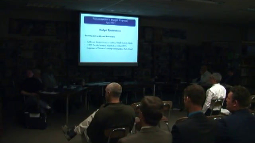 CRCS Board of Ed 27 Apr 2015 Pt. 2