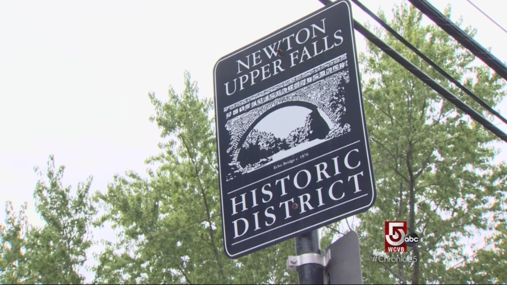A Video Tour of Upper Falls Village