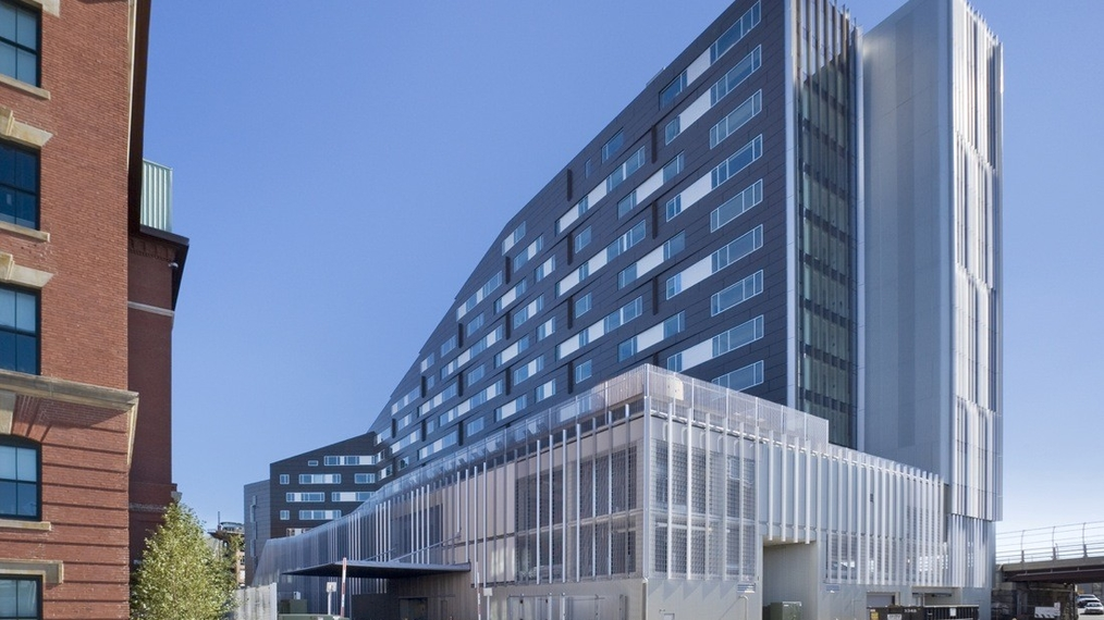 The Macellan Building, Boston, MA