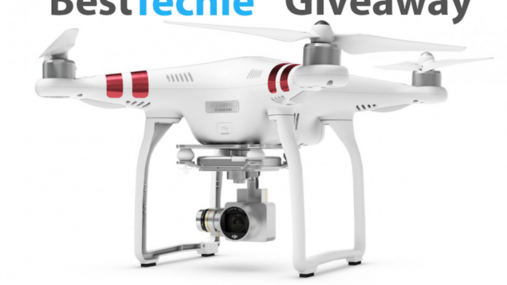 DJI Phantom 3 Giveaway Winner