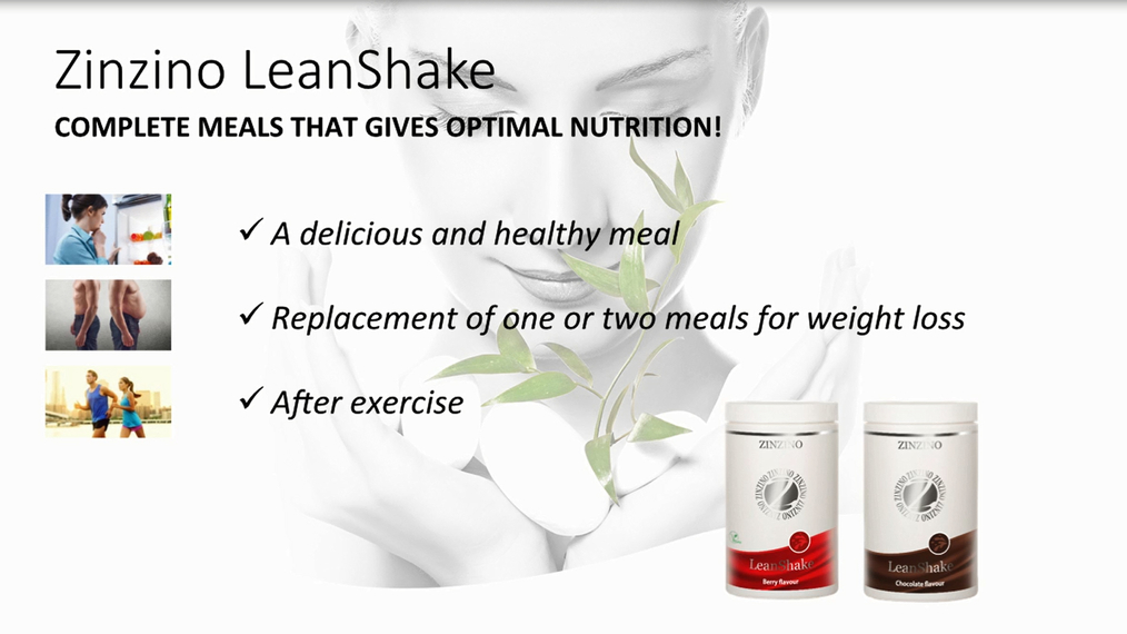 LeanShake Education with Linda Saga, PhD Food Science