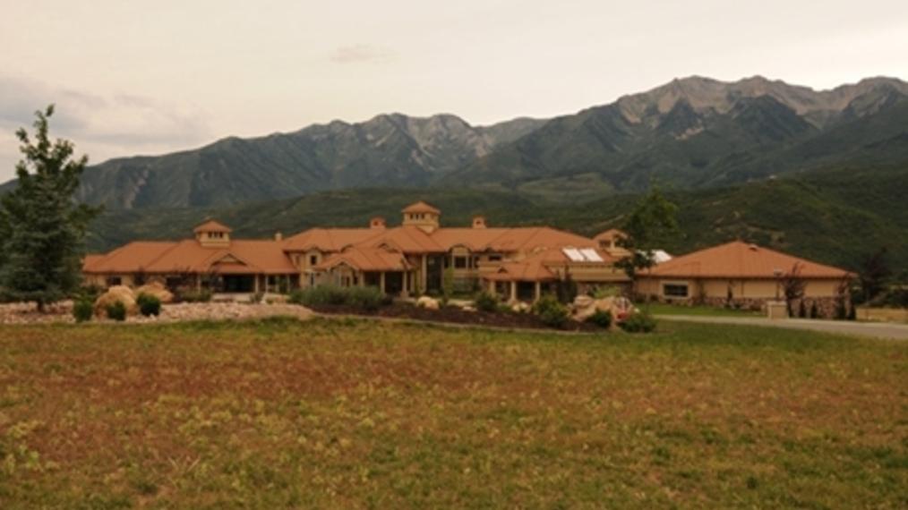 One-of-a-kind Mansion in Springville, Utah