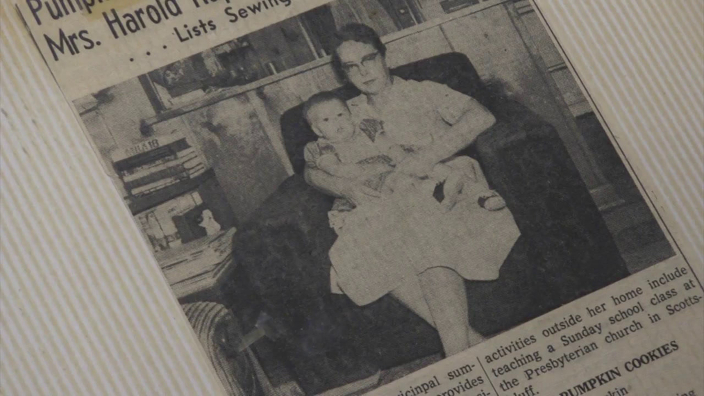 Local woman finds birth family after 40 years of searching