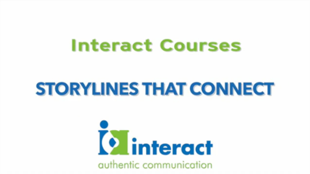 Interact Courses: Storylines that Connect
