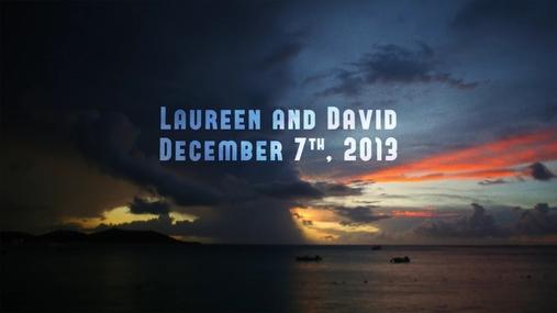 Laureen and David